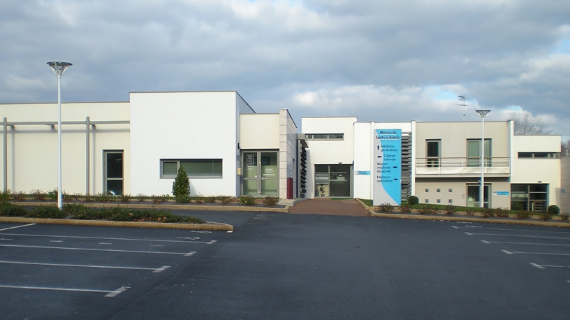 Maison de la santé - Loudéac