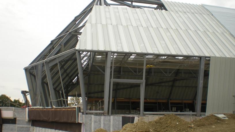 Palais des sports Loudéac